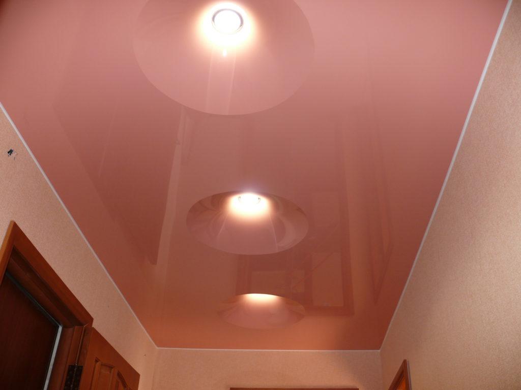 2.а. № 9 Формы потолка.Форма дюна контурная